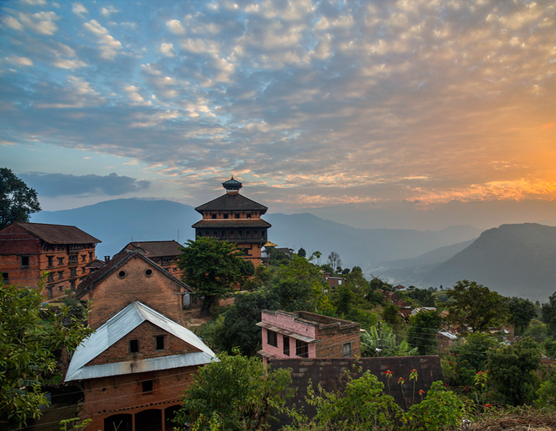 Nepal Hills and Heritage Tour
