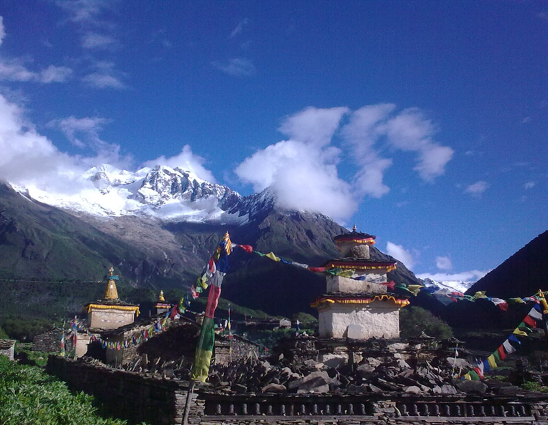 Manaslu to Rupina La Pass Trek